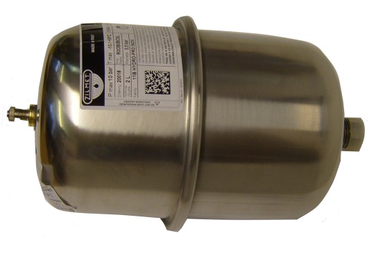 HX2 Pressure expansion vessels 8l (drink water)