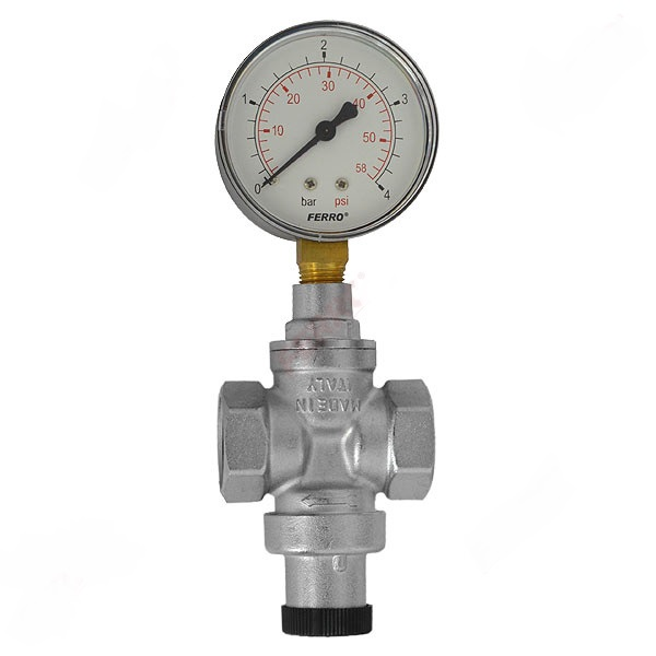Pressure regulator 3/4""