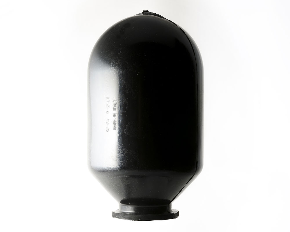 Rubber bag for pressure vessels 8 - 12 l