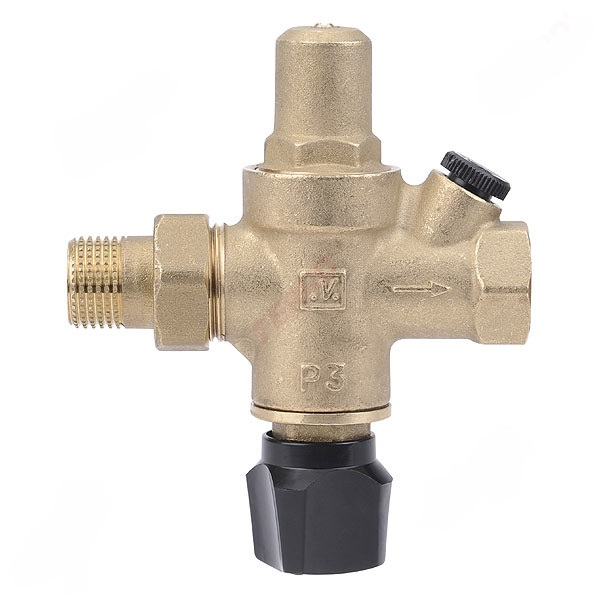 "1/2"" automatic installation filling valve with filter, check va"